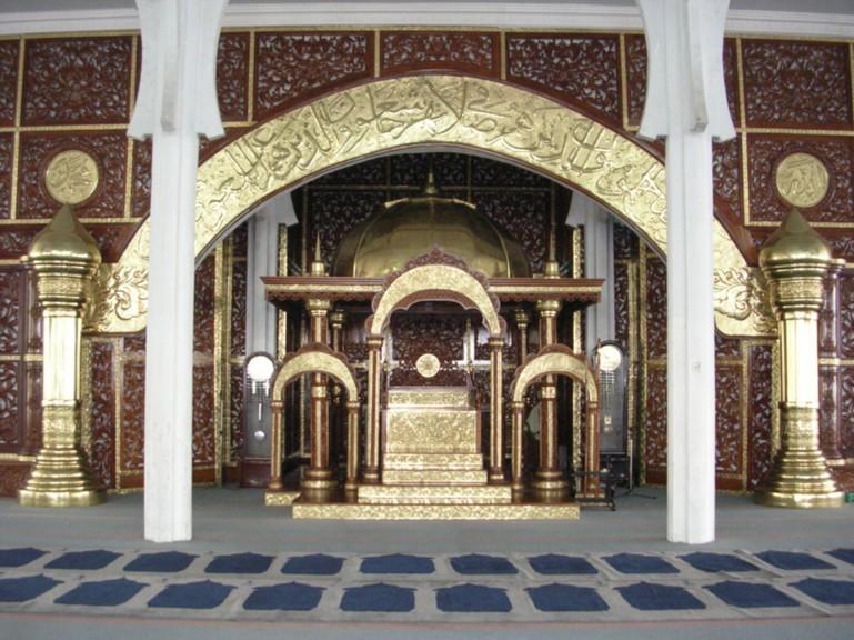 Karakter Masjid Nusantara