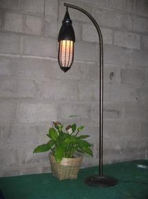 lampu gantung sangkar tembaga