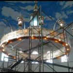 Lampu Gantung Maroko Pelengkap Keindahan Masjid