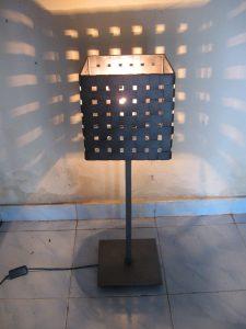 lampu cafe tembaga
