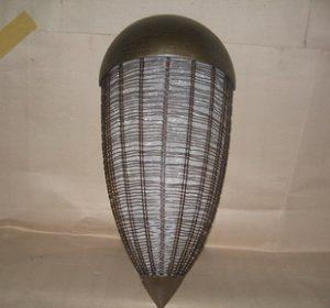 lampu hias dinding tembaga