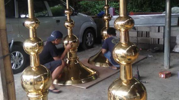 Kerajinan Tembaga Kuningan Boyolali Jawa Tengah