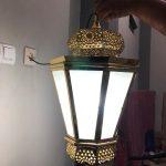 Lampu Maroko Jakarta untuk Masjid Nusantara