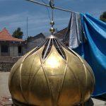 Kubah Masjid dari Tembaga Kualitas Terbaik