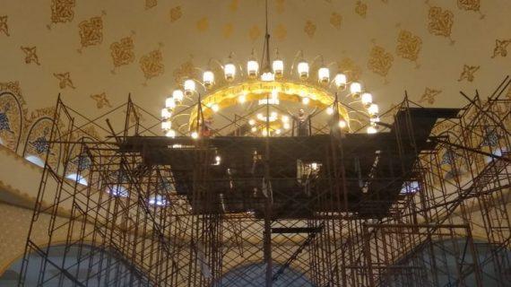 Lampu Hias Gantung Indah untuk Masjid