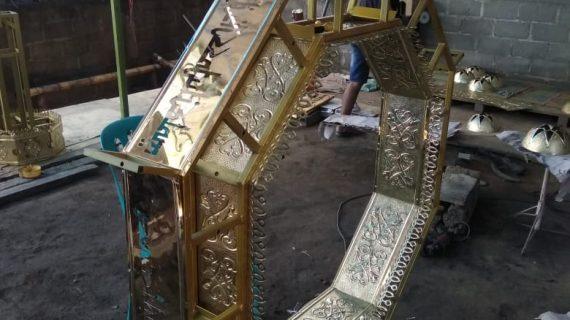 Jual Ornamen Masjid di Bandung sebagai Dekorasi Masjid