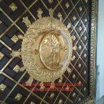 Handle Pintu Kuningan Antik tetapi Kekinian