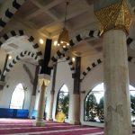 Ornamen Tembok Masjid Khas Timur Tengah