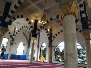 ornamen tembok masjid