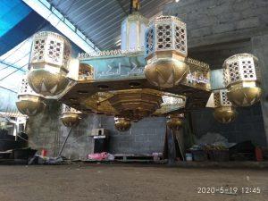 jual lampu maroko