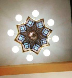 lampu masjid kuningan