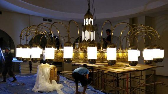 Jual Lampu Gantung Masjid