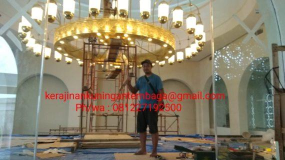 Jual Lampu Gantung Maroko Hiasan Interior Masjid